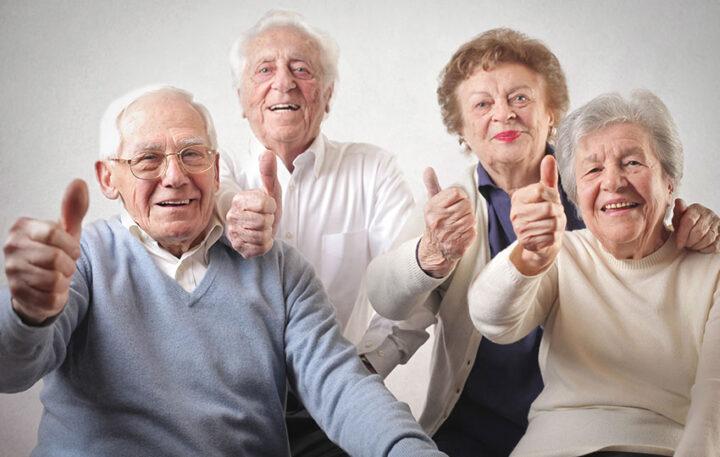 Incluziune socială pentru persoanele cu vârsta de peste 60 de ani